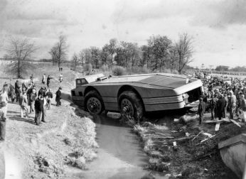 Fralick Photo No. B6 - October 29, 1939 - Gomer, Ohio