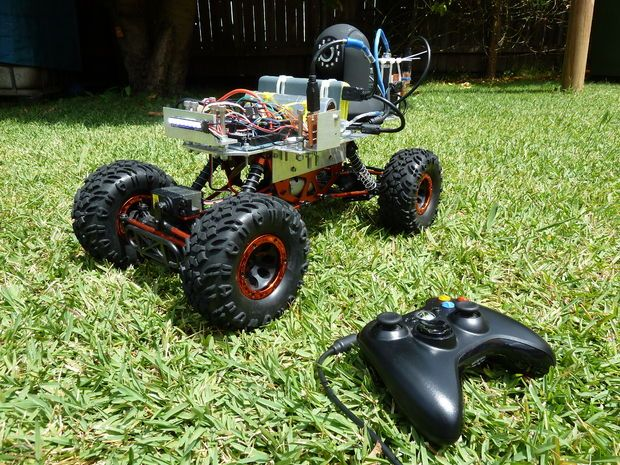 Picture of Arduino RC Car with FPV Camera
