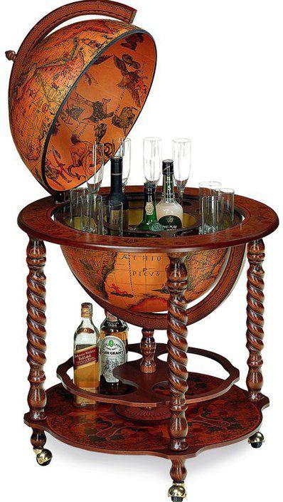Zoffoli Pianissimo Bar globe