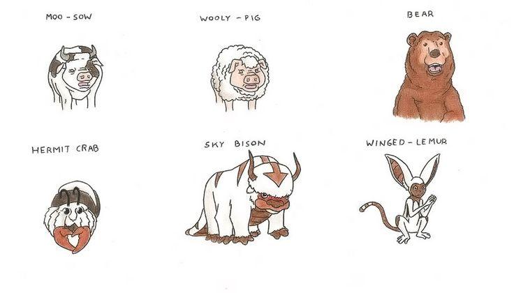 Avatar Animals VII by Trooper1212 on DeviantArt
