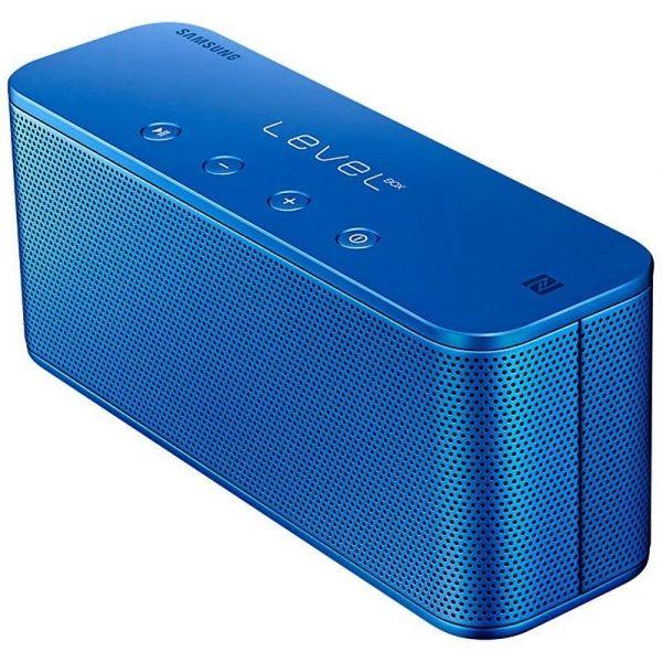 Samsung Level Box Niebieski (bluetooth) - Głośniki - Satysfakcja.pl