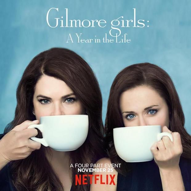 #GilmoreGirls new poster!