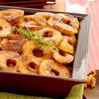 Sweet Potato and Apple Casserole | Recipe | Potatoes, Casseroles and ...