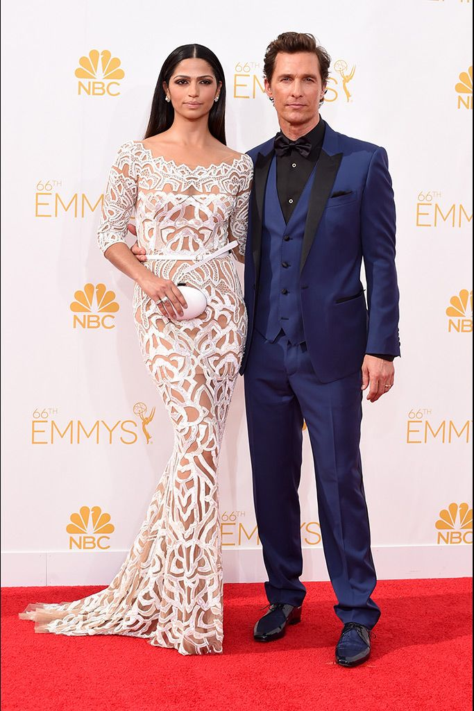 Red-Carpet Photos From the 66th Primetime Emmy Awards