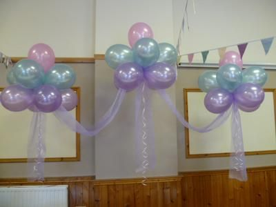 16 best images about balloon clouds on pinterest science for Balloon decoration guide