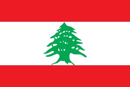 Free Lebanon flag graphics, vectors, and printable PDF files. Get the free downloads at http://flaglane.com/download/lebanese-flag/