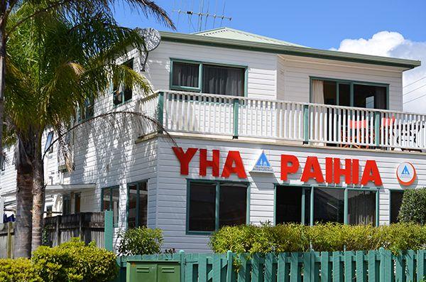 YHA Paihia, bay of Islands  https://www.yha.co.nz/hostels/north-island-hostels/yha-bay-of-islands-paihia/