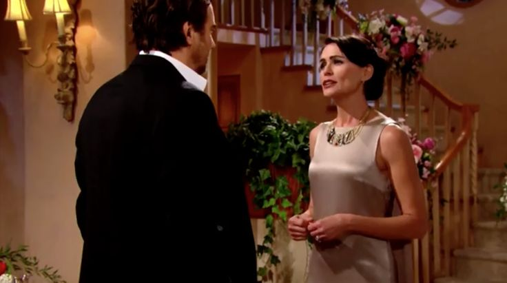 "Over the last few weeks on ""The Bold and the Beautiful"" we have witnessed Quinn Forrester (Rena Sofer) struggling to keep Ridge Forrester (Thorsten Kaye) off her mind. B&B's Ridge Forrester (Thorsten Kaye) recently planted a kiss on Quinn Forrester and since then things have been crazy for the"