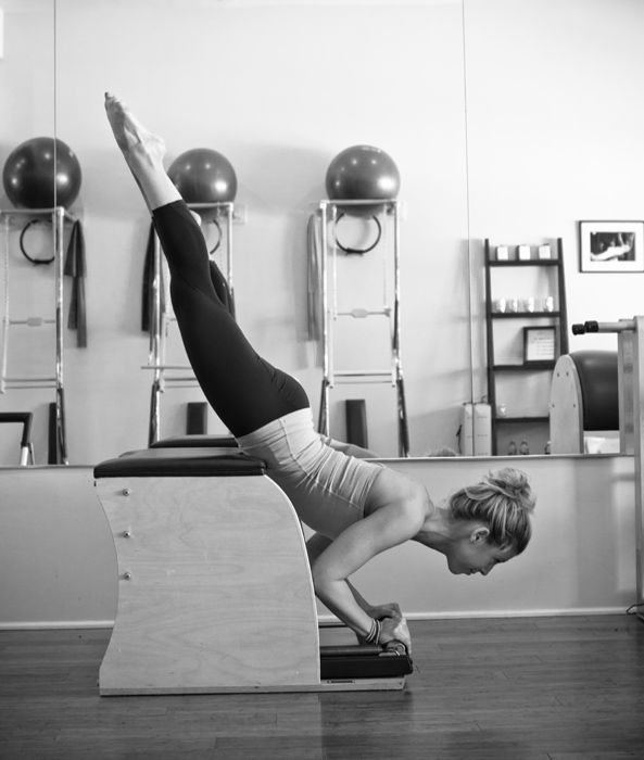 "As Joseph Pilates said, ""In ten sessions you feel better, in 20 sessions you look better, in 30 sessions you have a completely new body."""