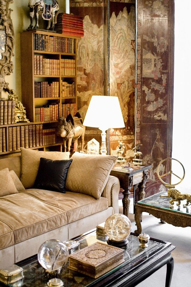 Coco Chanel's Paris Flat