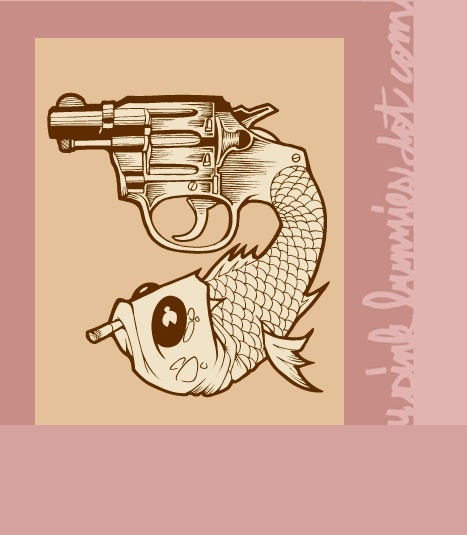 17 best images about jeremy fish on pinterest removable for Jeremy fish art
