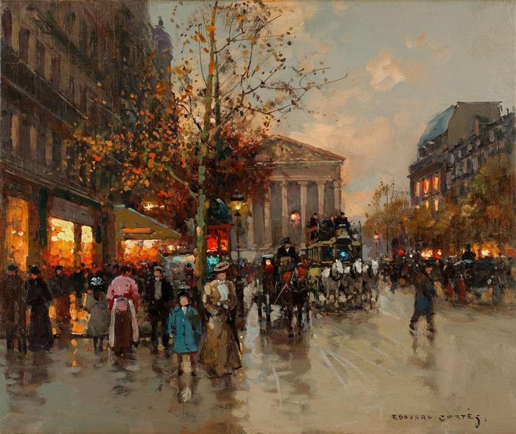 Assez 71 best Artist- Edouard Cortes images on Pinterest | Leon, Post  VA85