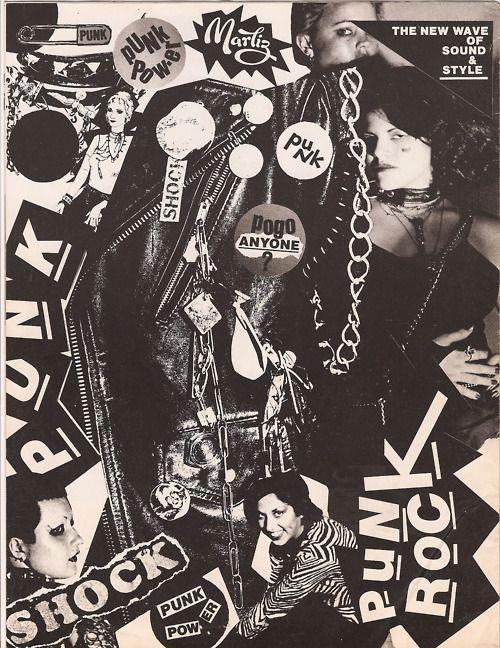 How to be a Punk 1977