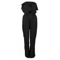 A playful and sassy jumpsuit that radiates fun and excitement no matter when you wear it! Looks cute with a simple pair of flats or some fun wedges! Add a cute blazer for some extra character. Was $129 NOW $99