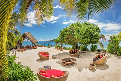 Likuliku Lagoon Resort -   Fiji Check Out More http://go.shr.lc/1QNSqjB #Fiji #Travel #HoneyMoonDestination #RomanticPlaces #islands #likulikulagoonresort #places #resorts