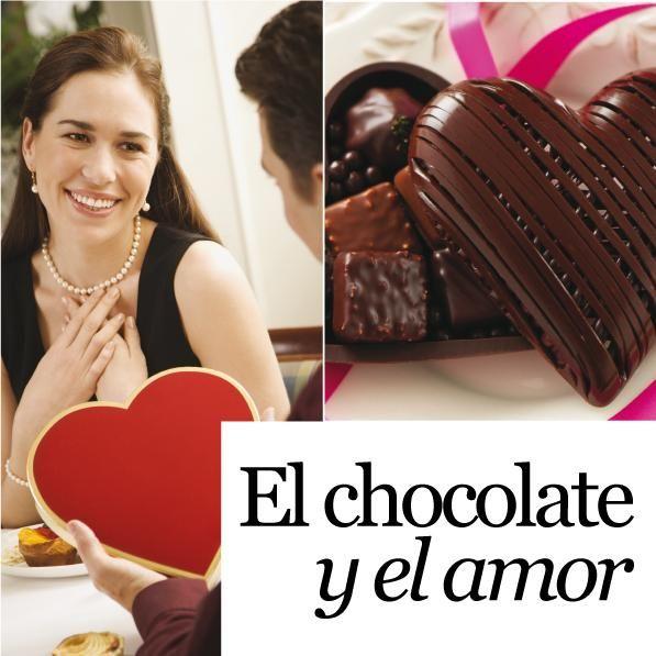 Sabes por qué el chocolate está vinculado con el amor? http://goo.gl/wNji2P #revistainkomoda #amor #chocolate