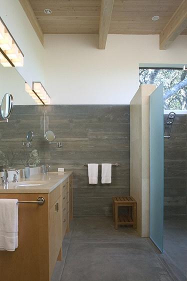 Concrete Bathroom Floors
