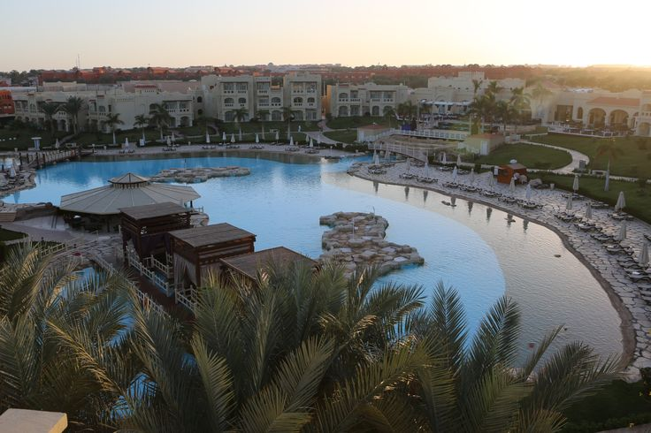 Rixos Sharm El Sheikh Hotel #pool #sunset #egypt #travel #holiday #summer