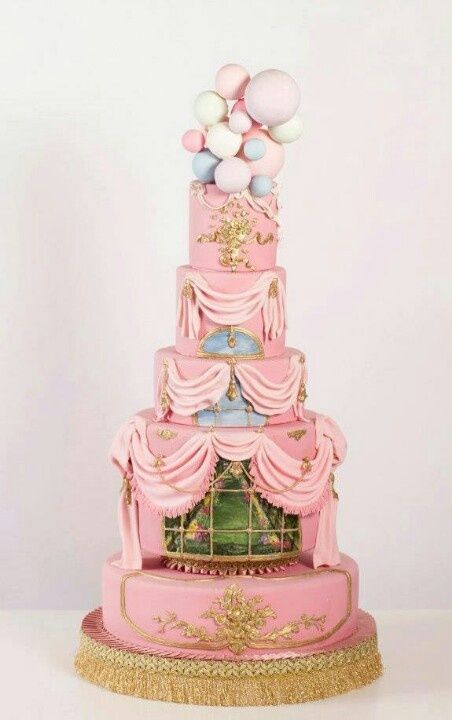 25 Best Images About Elaborate Cakes On Pinterest