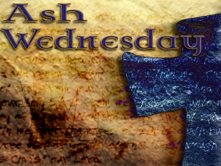 The Cove Community: The Meaning of Ash Wednesday
