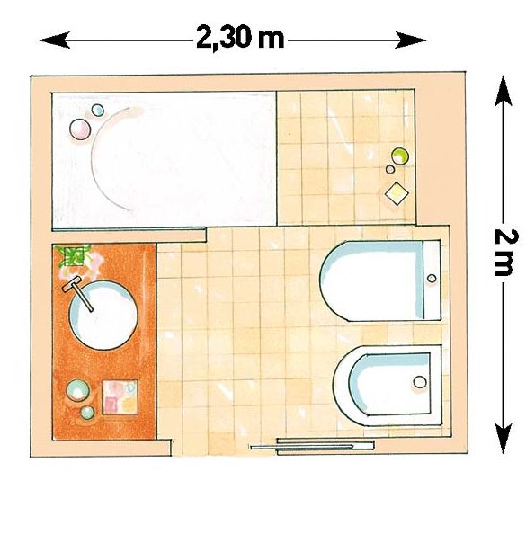 distribucion baños compartidos - Buscar con Google ...