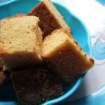 Vegan Chocolate Loaf Cake ( Eggless