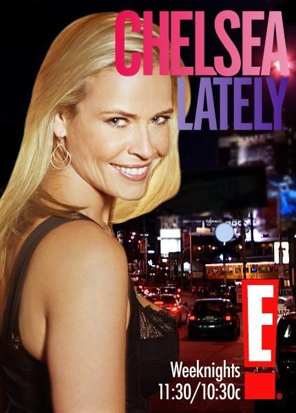 Smart and funny!  Love this show and love her sense of humor and her side kick Chuy is too funny.  The day isnt the same unless I end it watching Chelsea Lately!