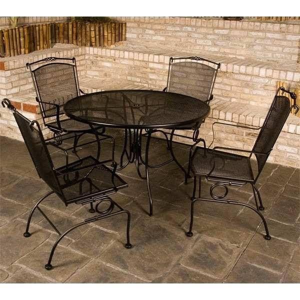 Patio Furniture Tucson, Wrought Iron Patio Furniture Craigslist