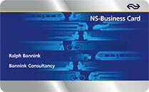 Ontdek de NS-Business Card | NS › NS Zakelijk › Producten