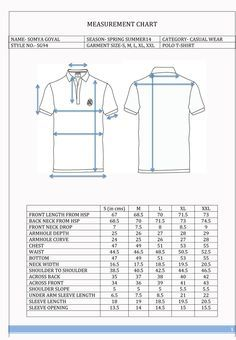"""Tech pack designed for """"SG Pvt. Ltd."""" Knits T-shirt with collar in two collars. Consists of specification sheet, construction sheet, trim sheet, artwork sheet and cost sheet."""