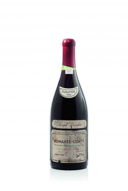 Auction house Sotheby's has withdrawn a magnum of 1959 Romanée-Conti from its next London sale after a query surrounding a strip label it carries.The magnum of Domaine de la Romanée-Conti (pictured) was due to be sold during the London leg of the 'A Monumental Collection from the Cellars of a ...