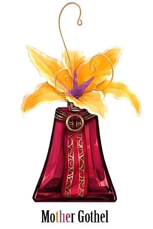 Mother Gothel | 12 Wickedly Beautiful Perfume Bottles Inspired By Iconic Disney Villains