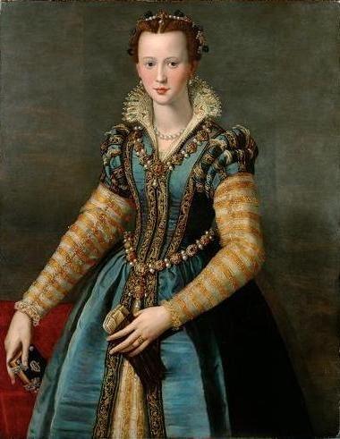 The Italian Showcase - Kerri at the Realm of Venus -  dress in 2 parts