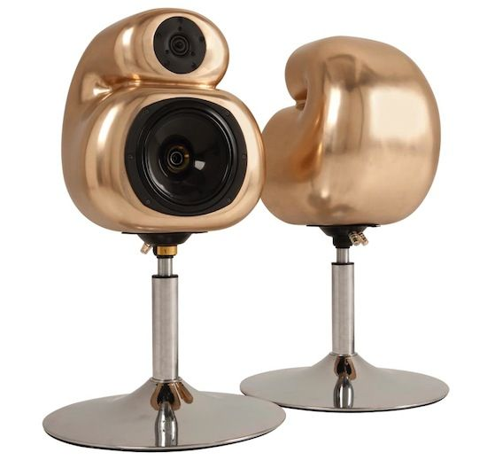 Hart Audio introduces world's most expensive speakers at £3 Millionbangers!!!