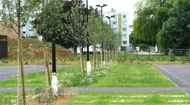 www.baseland.fr, le site officiel de la BASE, paysagistes dplg - Rouen : école d'ingénieur