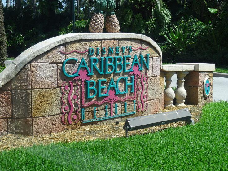 A Review Of Disneys Caribbean Beach Resort In Walt Disney World