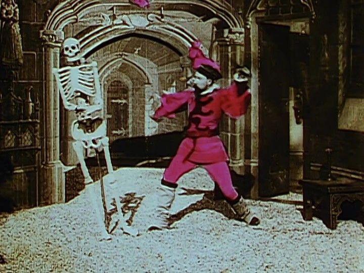 50 best images about cinema by georges m li s on for Le miroir du diable
