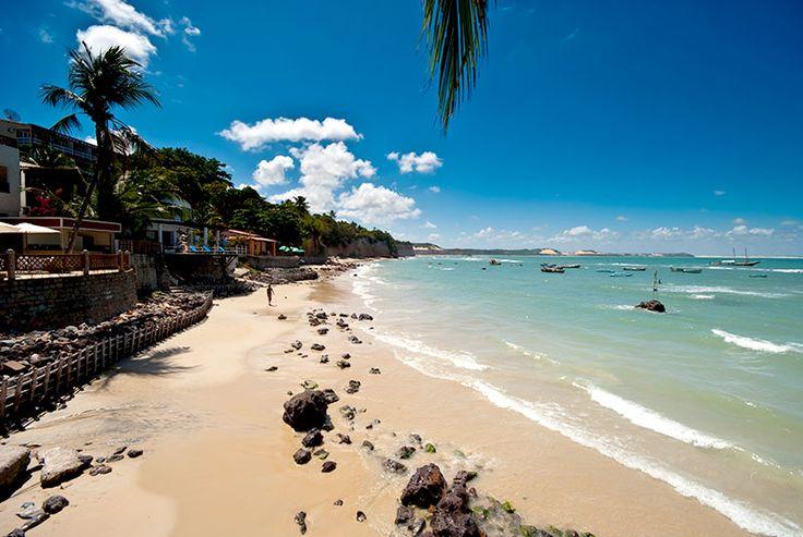 Viagem para Natal - Visitar a Praia da Pipa