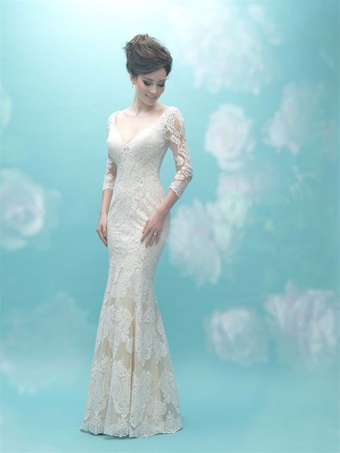 New Shop Nikki us for a great selection of Allure Bridal gowns u dresses in Tampa Fl Allure Bridals Allure Bridal Collection Nikki us offers the largest