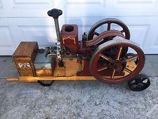 Beautifully Restored Associated Chore Boy Hit & Miss Engine Antique 1 1/2 HP