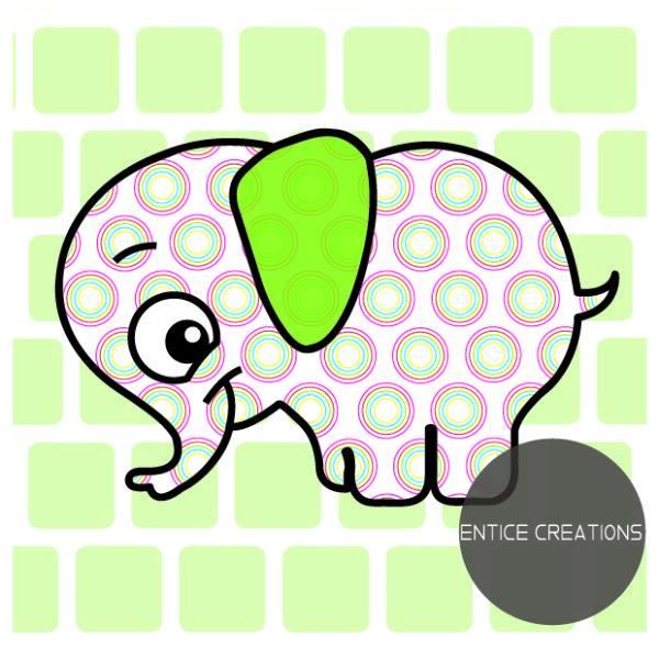 Elephant! Please visit: www.enticecreations.wordpress.com or follow @enticecreations on Instagram