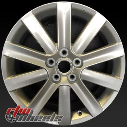 "18"" Mazda 3 oem wheels for sale 2007-2009 Silver rims 64896 - https://www.rtwwheels.com/store/shop/18-mazda-3-oem-wheels-sale-silver-stock-rims-64896/"