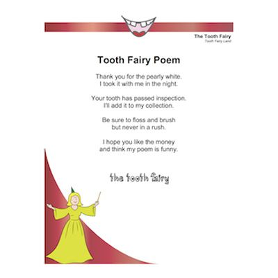 14 best Tooth fairy images on Pinterest Fairies, Kid stuff and - money receipt letter