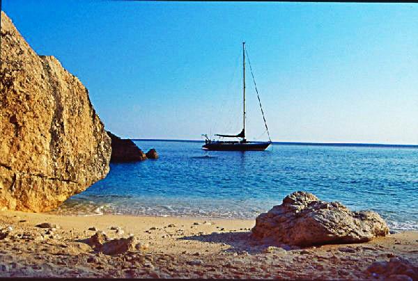 Othoni Islet