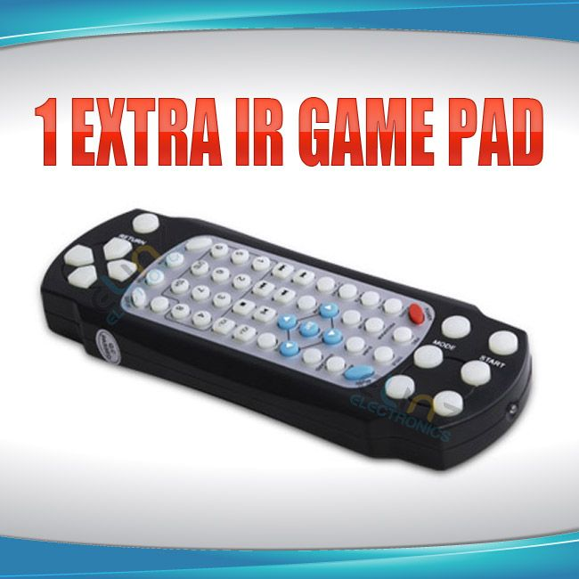 1 extra IR Game Pad | IR Game pad| Elinz