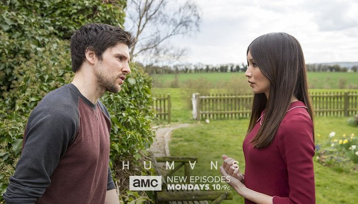 """Colin Morgan: 'Humans' Season 2 """"ups the ante on absolutely everything"""""""