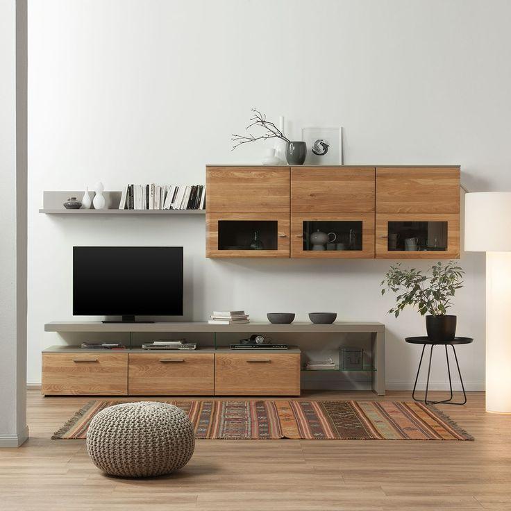 Více než 25 nejlepších nápadů na Pinterestu na téma Hängevitrine - moderner wohnzimmerschrank mit glastüren und led beleuchtung