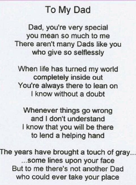 I will always be a Daddy's girl!  Happy Father's Day Dad!  I Love you!