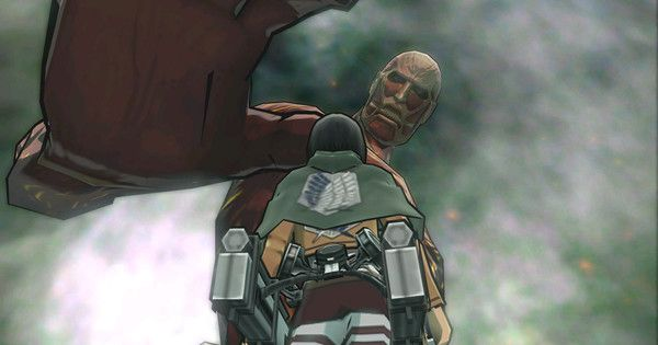 Spike Chunsoft Streams Teaser for Attack on Titan 2 3DS Game  http://www.animenewsnetwork.com/news/2017-09-15/spike-chunsoft-streams-teaser-for-attack-on-titan-2-3ds-game/.121437