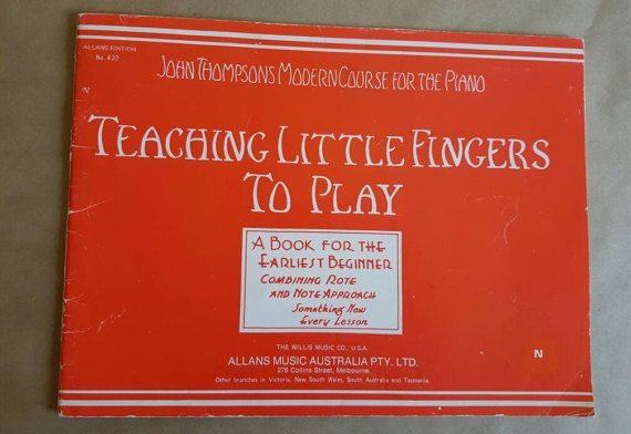Teaching Little Fingers To Play, A Book For The Earliest Beginner Combining Rote And Note Approach, Something New Every Lesson